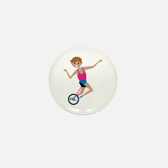 Thrill The Audience Mini Button