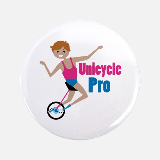 """Unicycle Pro 3.5"""" Button"""