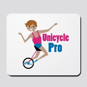 Unicycle Pro Mousepad