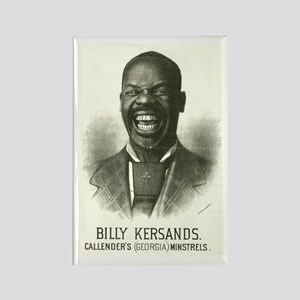 Billy Kersands Rectangle Magnet