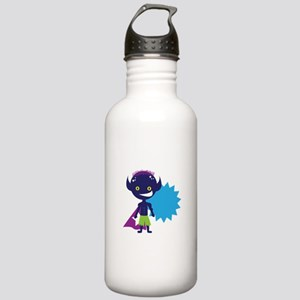 Alien Nation Water Bottle