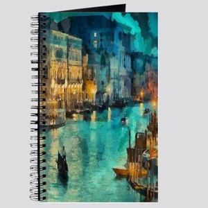 Venice Painting Journal