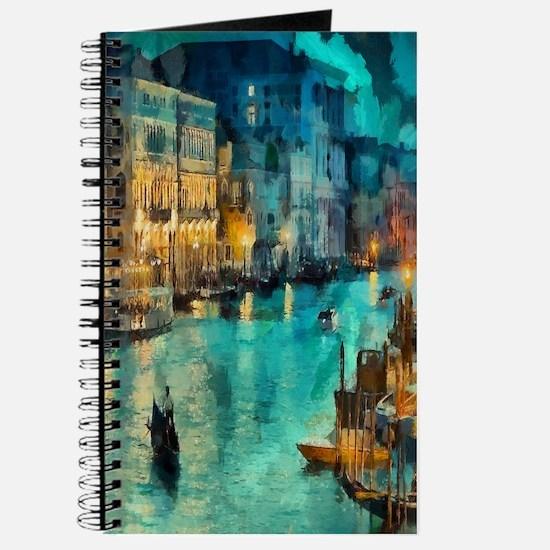 Venice Painting Journal