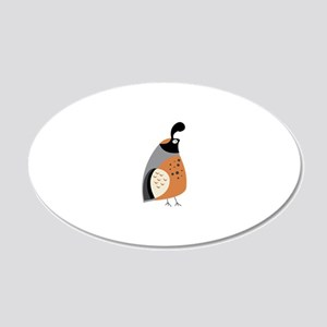 Partridge Wall Decal
