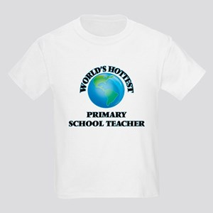 World's Hottest Primary School Teacher T-Shirt