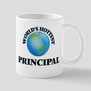 World's Hottest Principal Mugs