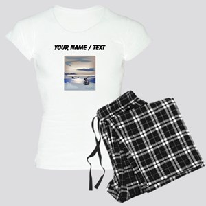 Custom Sea Lion Island Pajamas