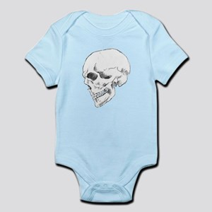 Pop Art Skull 1 Body Suit
