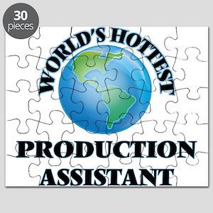 World's Hottest Production Assistant Puzzle
