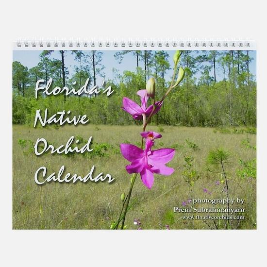 Orchid Calendar: Florida's Native Orchids