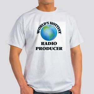 World's Hottest Radio Producer T-Shirt