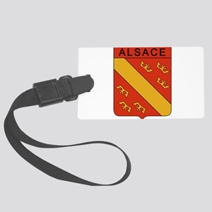 Groupe ALSACE Large Luggage Tag