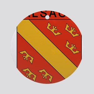 Groupe ALSACE Ornament (Round)