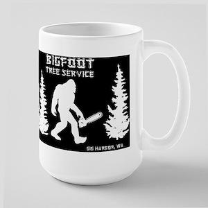 Bigfoot Tree Service Mugs