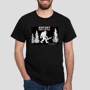 Bigfoot Tree Service T-Shirt