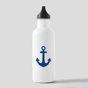 Boat Anchor Water Bottle