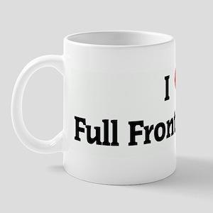 I Love Full Frontal Nudity Mug