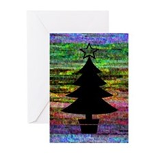 Holiday Tree Greeting Cards