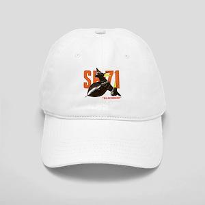 SR-71 BLACKBIRD Cap