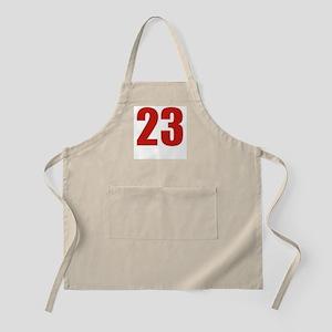 Alluring 23 BBQ Apron