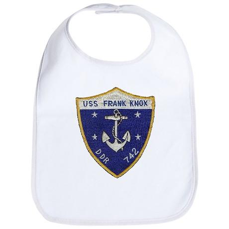 USS FRANK KNOX Bib