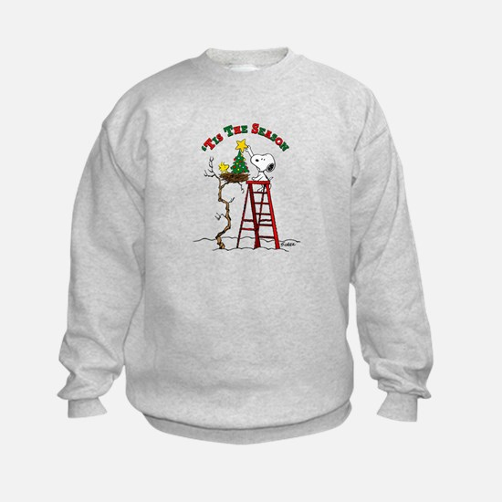 Peanuts Tis the Season Sweatshirt