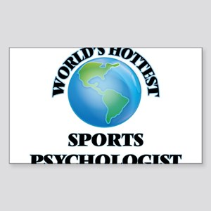 World's Hottest Sports Psychologist Sticker