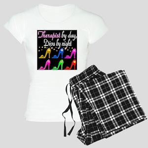 FIERCE THERAPIST Women's Light Pajamas