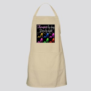 FIERCE THERAPIST Apron