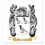 Gianolini Square Car Magnet 3
