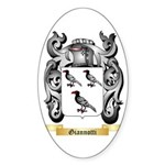 Giannotti Sticker (Oval 50 pk)