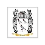 Gianni Square Sticker 3