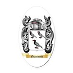 Gianinotti Oval Car Magnet
