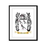 Gianini Framed Panel Print