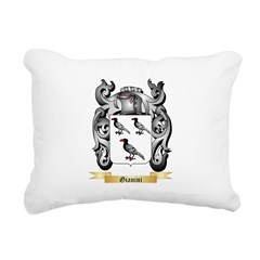 Gianini Rectangular Canvas Pillow