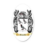 Gianelli Oval Car Magnet