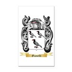 Gianelli Rectangle Car Magnet