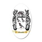 Gianelli 20x12 Oval Wall Decal
