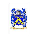 Giamusso Sticker (Rectangle)