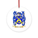 Giamusso Ornament (Round)