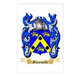 Giammelli Postcards (Package of 8)