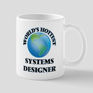 World's Hottest Systems Designer Mugs