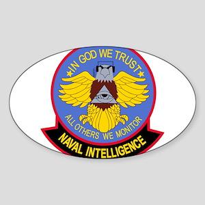 US NAVAL INTELLIGENCE Milit Sticker