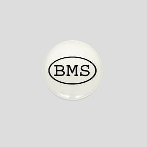 BMS Oval Mini Button