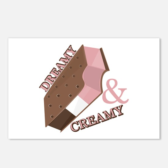 Dreamy & Creamy Postcards (Package of 8)
