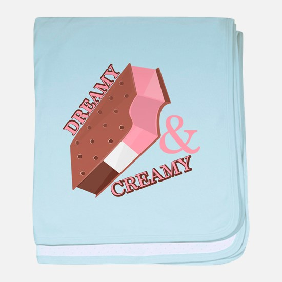 Dreamy & Creamy baby blanket