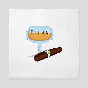 Relax Queen Duvet