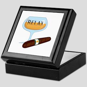Relax Keepsake Box