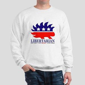 Libertarian Porcupine Sweatshirt
