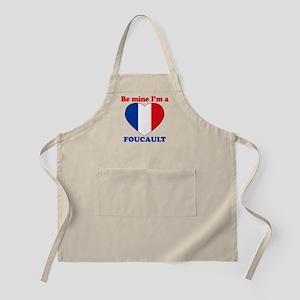 Foucault, Valentine's Day BBQ Apron